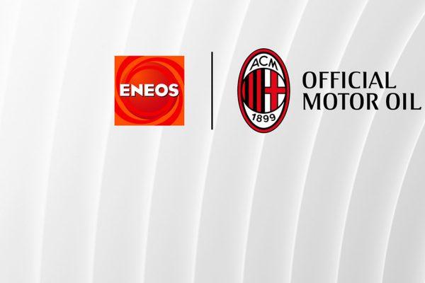 AC Milan signs ENEOS as motor oil partner