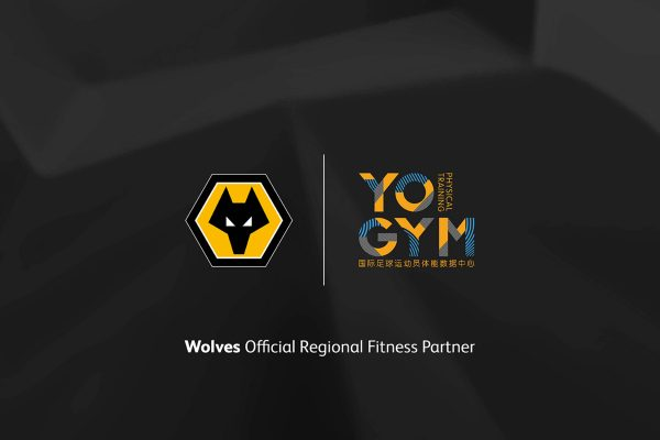Wolves sign YO.GYM as official Chinese regional fitness partner