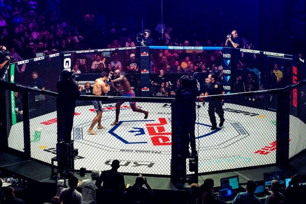 How The Professional Fighters League emerged in a sport dominated by the UFC