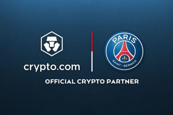 Paris Saint-Germain names Crypto.com as official cryptocurrency platform partner