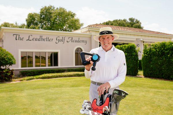 PGA UK signs Therabody as Principal Partner